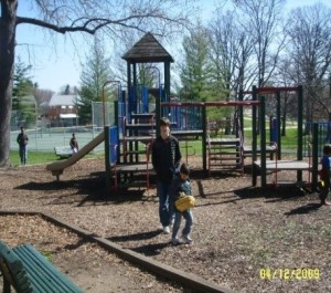 Easter in the park 3