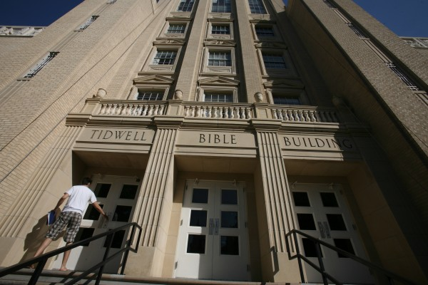 The Tidwell Bible Building